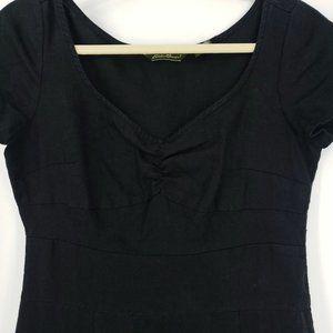 Eddie Bauer 100% Linen Dress Size 6
